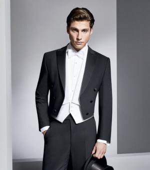 Verhuur black tie