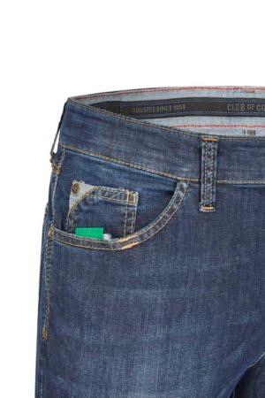 jeans en chino's